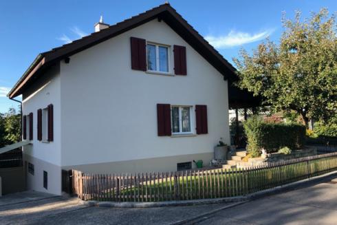 Verkauft: 4.5 - Zi. - Einfamilienhaus in 4665 Oftringen: Ihr Wohntraum wird Wirklichkeit