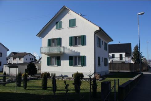 Verkauft: 8 - Zi. Einfamilienhaus in 4665 Oftringen: Gepflegtes Einfamilienhaus mit Potential