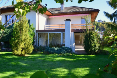 Verkauft: 6.5 - Zi. Einfamilienhaus in 4800 Zofingen: Endlich Zuhause in Zofingen!