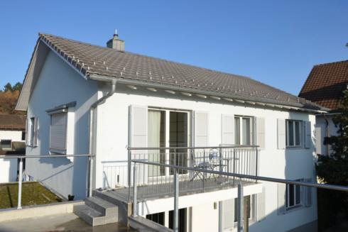 Verkauft: 6.5 - Zi. Einfamilienhaus in 4665 Oftringen: Raumwunder mit viel Privatsphäre