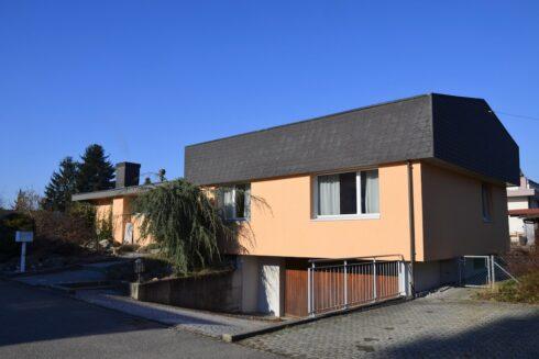 Verkauft: 5.5 - Zi. Einfamilienhaus in 4852 Rothrist: Ein Eigenheim, welches Ihr Herz erwärmt