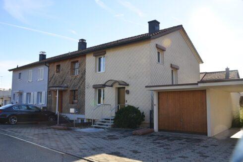 Verkauft: 4.5 - Zi. Einfamilienhaus in 4665 Oftringen: Klein, fein, Ihr Eigenheim!