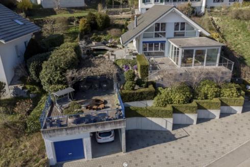 Verkauft: 6.5 - Zi. Einfamilienhaus in 4665 Oftringen: Bijou am Sonnenhang von Oftringen