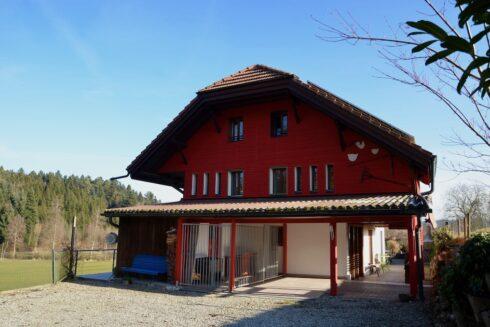 Verkauft: 4.5 - Zi. Einfamilienhaus in 4803 Vordemwald: Das einzigartige Juwel direkt am Waldrand