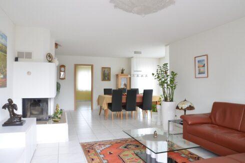 Verkauft: 5.5 - Zi. Wohnung in 4665 Oftringen: Einzigartiges Raumangebot auf zwei Etagen