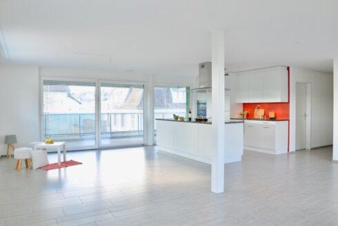 Verkauft: 4.5 - Zi. Wohnung in 4802 Strengelbach: Die Eigentumswohnung mit Abendsonnengenuss!