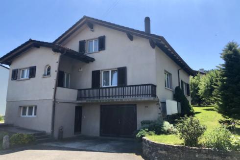 Verkauft: 4.5 - Zi. Einfamilienhaus in 5745 Safenwil: Eigene Ideen, eigenes Zuhause
