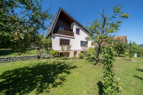 Verkauft: 5.5 Zimmer Einfamilienhaus mit 2 - Zimmer Einliegerwohnung in 4852 Rothrist: Ein Haus mit unzähligen Möglichkeiten