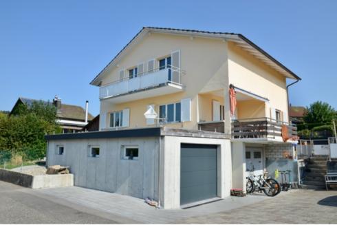 Verkauft: 5.5 - Zi. Einfamilienhaus in 4803 Aarburg: Viel Platz zum glücklich sein!