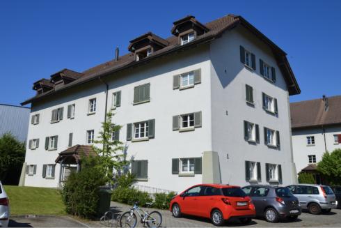 Verkauft: 4.5 - Zi. Wohnung in 4665 Oftringen: Gute Lage mit grosszügigem Eigenheim vereint
