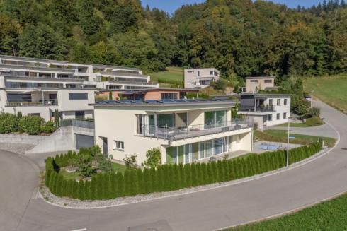 Verkauft: 4.5 Zi. Einfamilienhaus in 4806 Wikon: Liegenschaft mit hohem Wohnkomfort