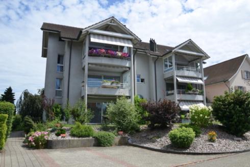 Verkauft: 4.5 - Zi. Wohnung in 4852 Rothrist: Freundliche Gartenwohnung mit gutem Raumkonzept