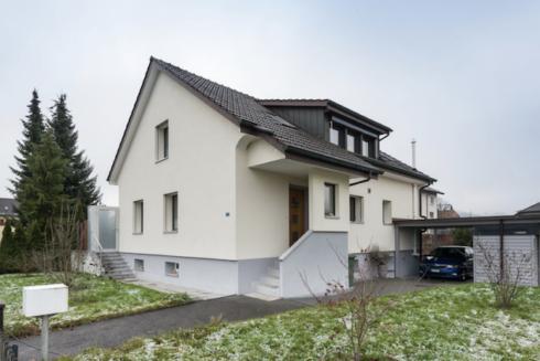 Verkauft: 7.5 - Zi. Einfamilienhaus in 4805  Brittnau: Familiäres Wohnen im beliebten Brittnau