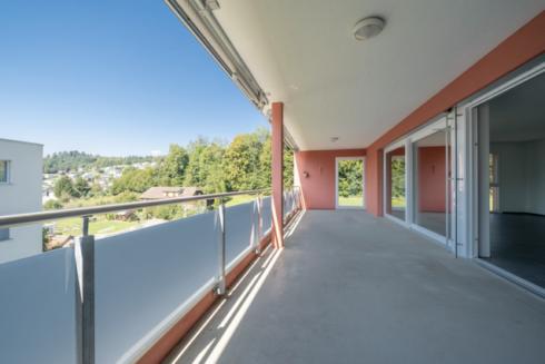 Verkauft: 4.5 - Zi. Wohnung in 4800 Zofingen: Attraktive Comfortwohnung mit kontrollierter Wohnungsbelüftung