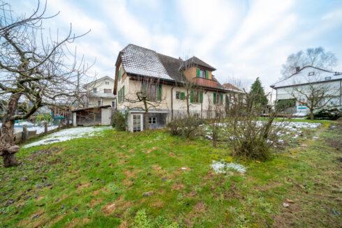Verkauft: 6.5 - Zi. Einfamilienhaus in  4802 Strengelbach: Charmantes Haus sucht handwerklich begabten Käufer