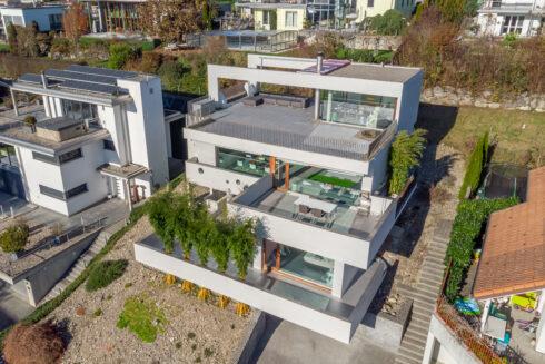 Verkauft: 5.5 Zimmer - Villa in 4665 Oftringen: Das Schubladenhaus