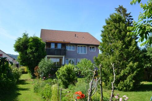 Verkauft: Zweifamilienhaus in 4665 Oftringen: Idyllisches Zweifamilienhaus mit viel Potential