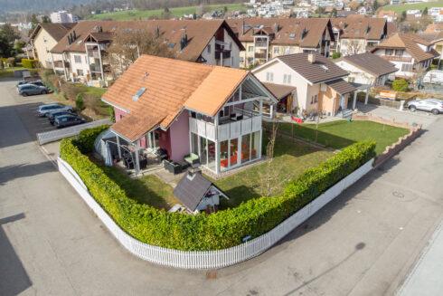 Verkauft: 5.5 - Zi. Einfamilienhaus in 4665 Oftringen: Hier lässt sich's gut Leben!