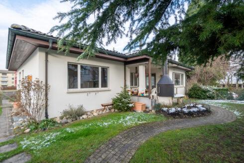 Verkauft: 5.5 - Zi. Einfamilienhaus in 4800 Zofingen: Einladendes Einfamilienhaus an ruhiger, zentraler Lage