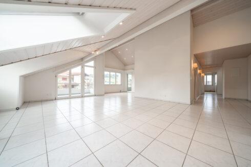 Verkauft: 5.5 - Zi. Wohnung in 6264 Pfaffnau: Raumwunder hoch über Pfaffnau