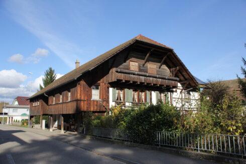 Verkauft: Bauernhaus in 4923 Wynau: Charmantes Bauernhaus in der Bau- und Grünzone
