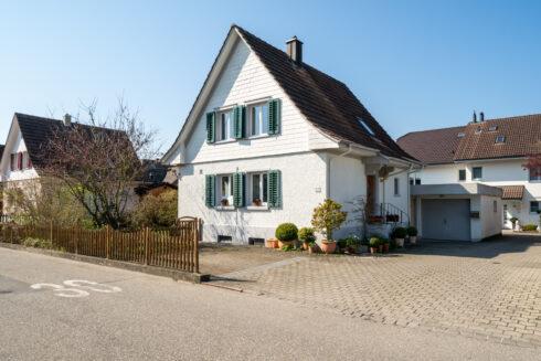 Verkauft: 4.5 Zimmer Einfamilienhaus in 4665 Oftringen: Ein Haus, das einem an Herz wächst