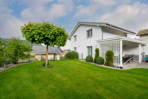 Verkauft: 6.5 Zimmer Einfamilienhaus in 4852 Rothrist: Einfamilienhaus mit hohem Lebenskomfort